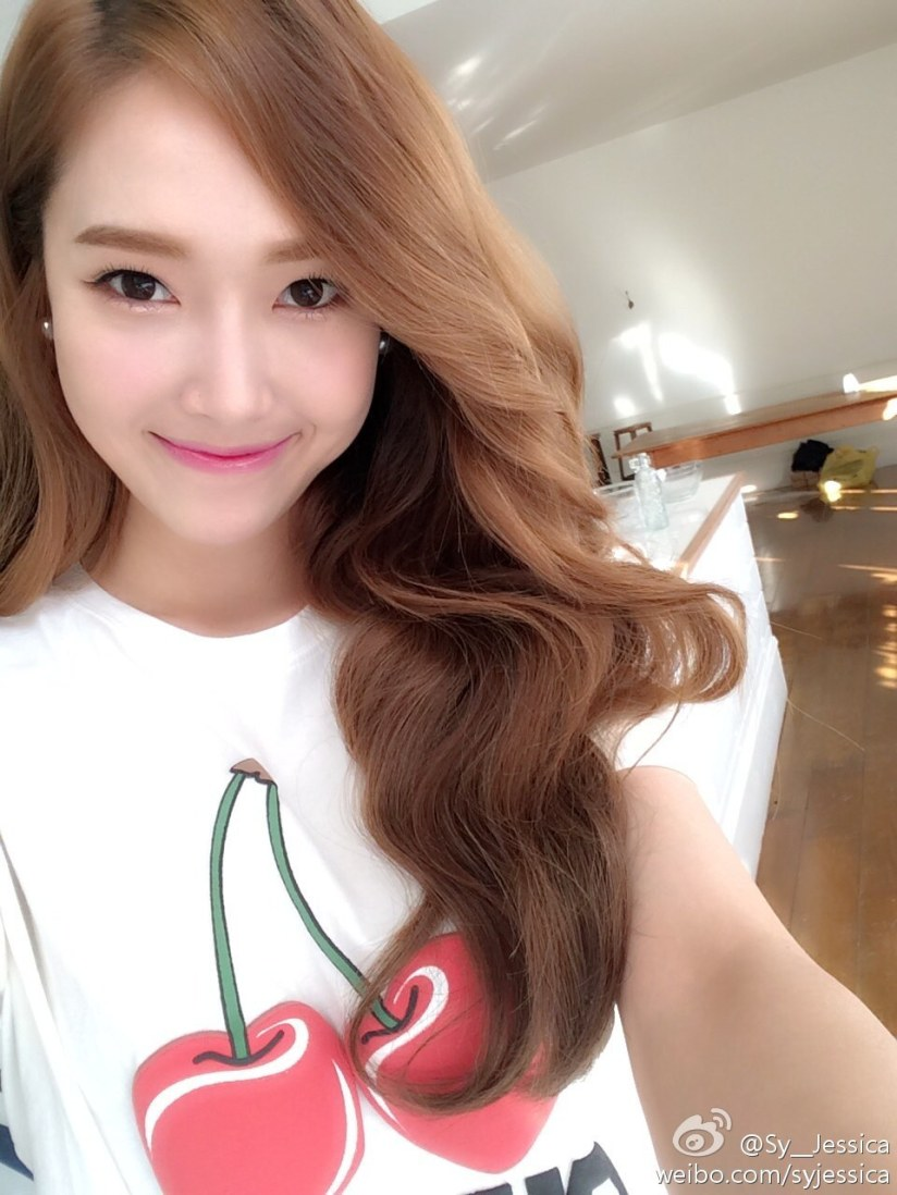 [140513] Jessica (SNSD) New Selca