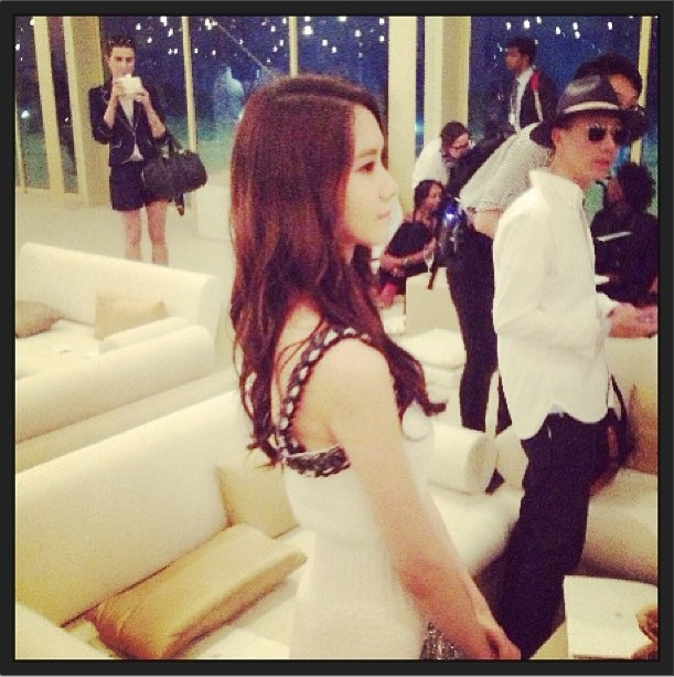 [140514] Yoona (SNSD) @ Channel Cruise 2015 Fashion Show in Dubai by nuyoumalaysia
