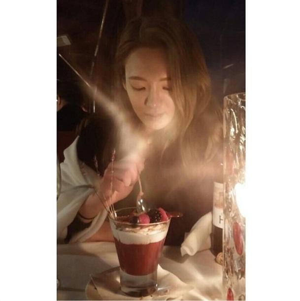 [140515] Hyoyeon (SNSD) New Selca