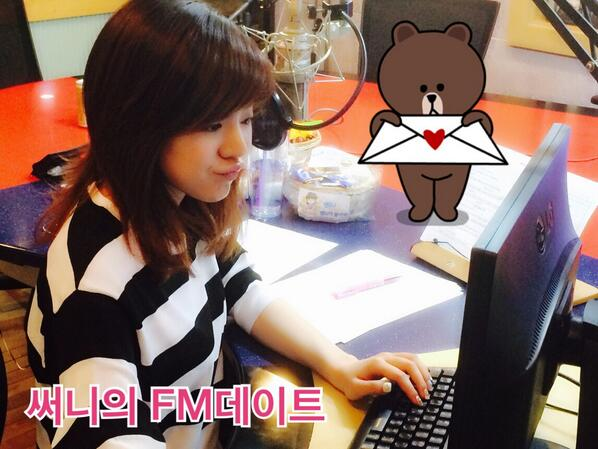 [140515] Sunny (SNSD) New Picture for FM Date [2]