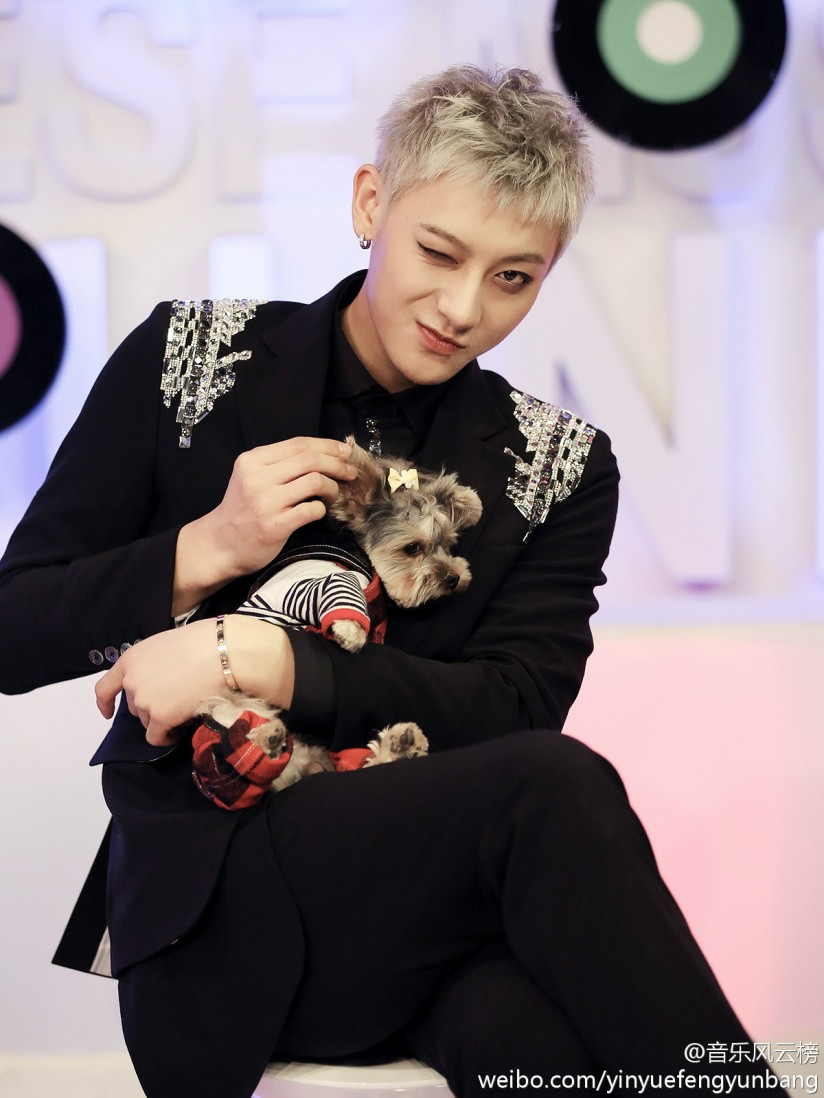 [140517] Tao (EXO) New Picture for yinyuefengyunbang [8]