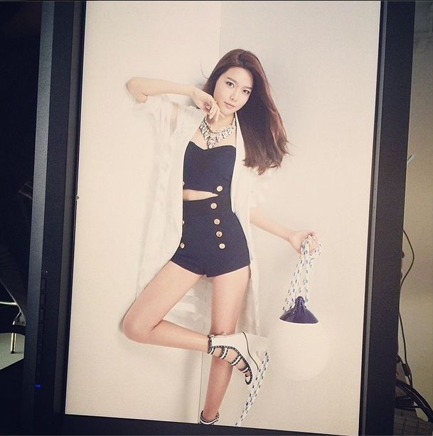 [140518] Sooyoung (SNSD) Update New Picture