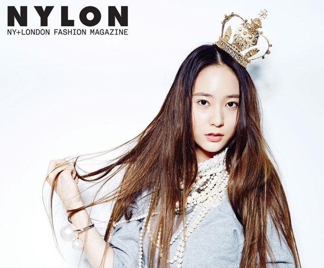 [190514] Jessica (SNSD) & Krystal (F(x)) @ NYLON Magazine ... F(x) Krystal 2014