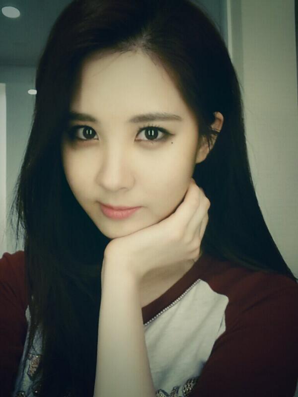 [140519] Seohyun (SNSD) New Selca