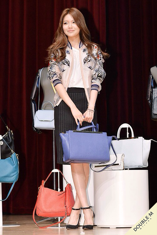 [140519] Sooyoung (SNSD) New Picture for Double M CF [2]