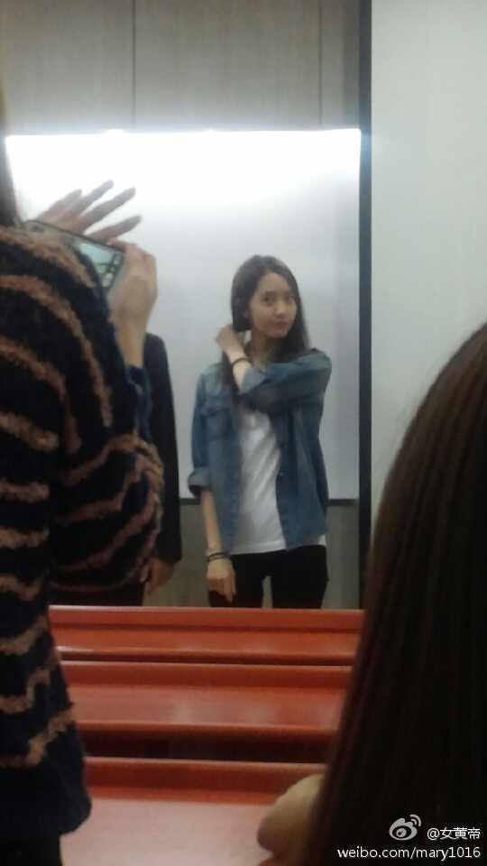 [140519] Yoona (SNSD) @ Dongguk University by 女黄帝 [13]