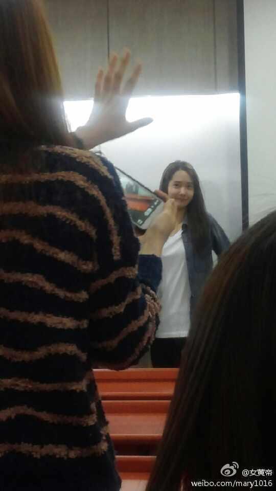 [140519] Yoona (SNSD) @ Dongguk University by 女黄帝 [14]