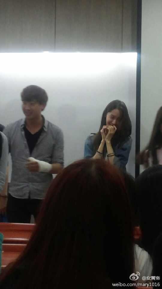 [140519] Yoona (SNSD) @ Dongguk University by 女黄帝 [6]