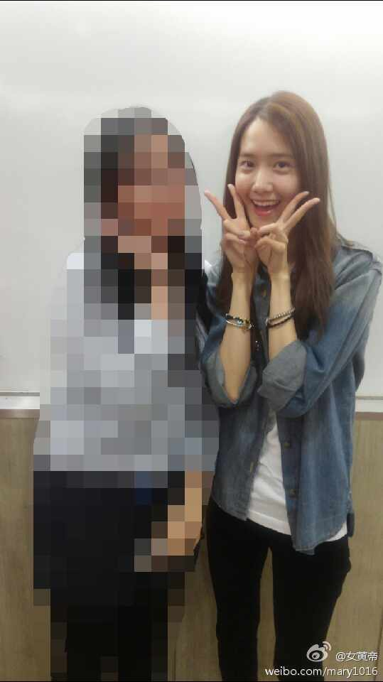 [140519] Yoona (SNSD) @ Dongguk University by 女黄帝 [8]