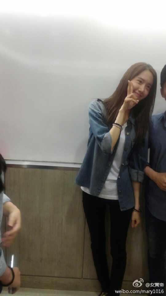 [140519] Yoona (SNSD) @ Dongguk University by 女黄帝 [9]