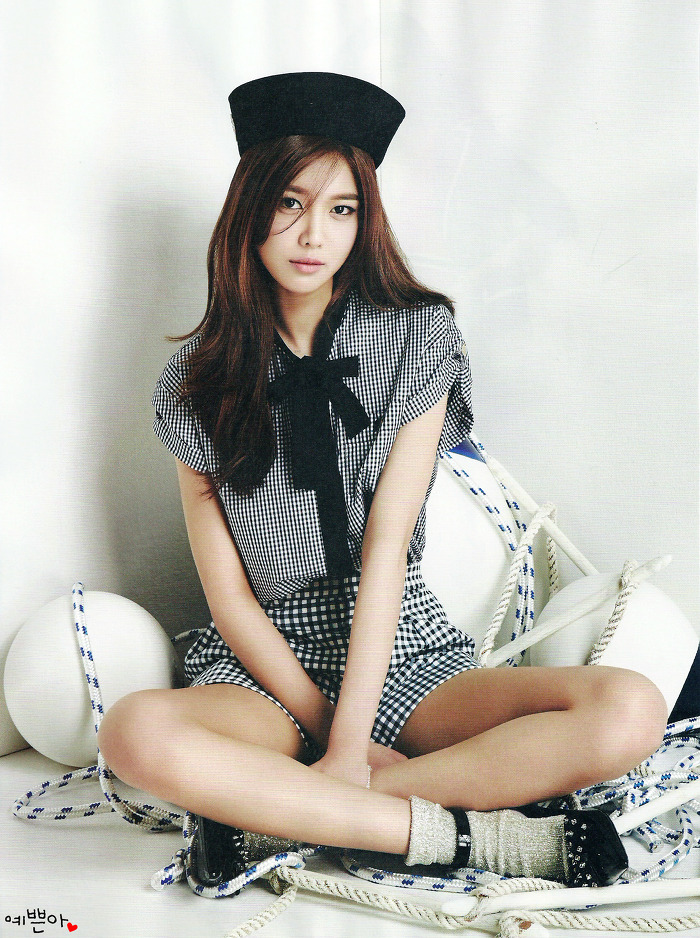 [140520] Sooyoung (SNSD) @ The Celebrity Magazine Issue June (Scan) by 예쁜아 [7]