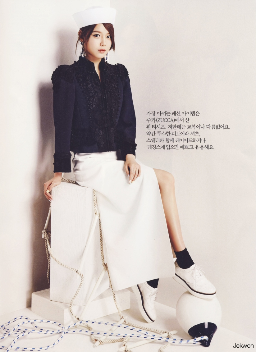 [140520] Sooyoung (SNSD) @ The Celebrity Magazine Issue June (Scan) by Jekwon [4]