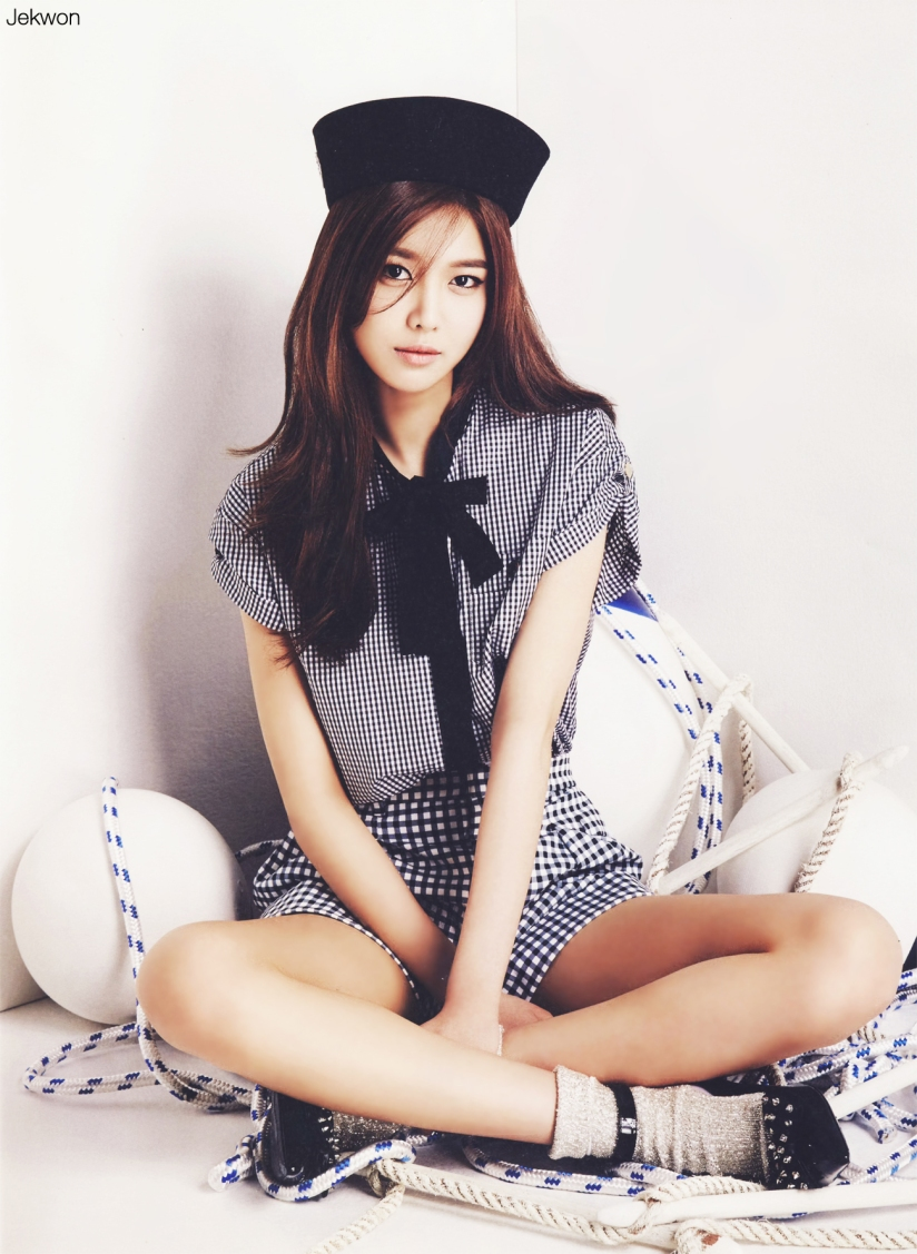 [140520] Sooyoung (SNSD) @ The Celebrity Magazine Issue June (Scan) by Jekwon [6]
