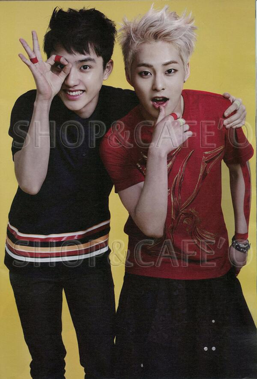 [140521] EXO @ Star1 Magazine Issue June 2014 by Shop&Cafe'o [11]