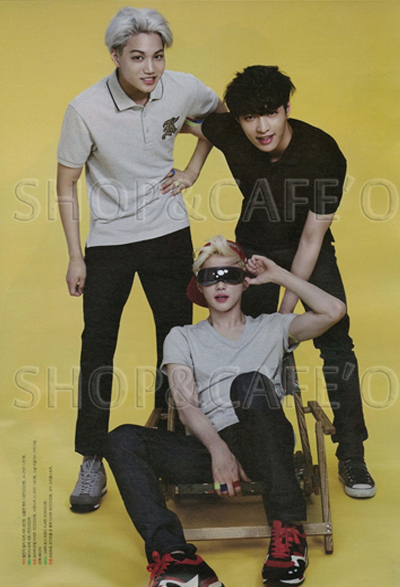 [140521] EXO @ Star1 Magazine Issue June 2014 by Shop&Cafe'o [12]