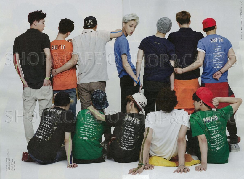 [140521] EXO @ Star1 Magazine Issue June 2014 by Shop&Cafe'o [15]