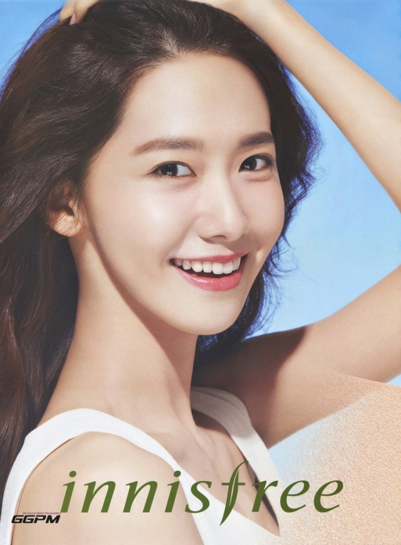 [140521] Yoona (SNSD) New Picture for Innisfree CF (Scan) by GGPM [5]