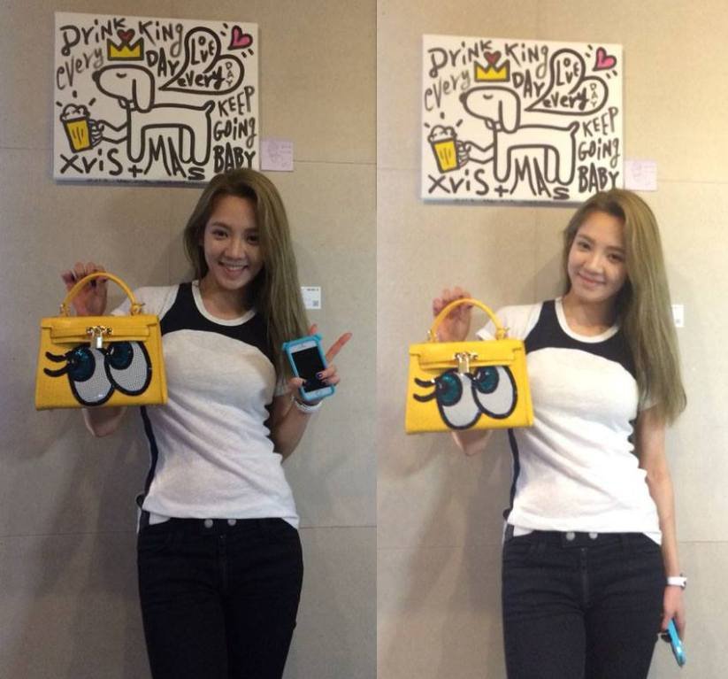 [140522] Hyoyeon (SNSD) New Picture via PLAYNOMORE