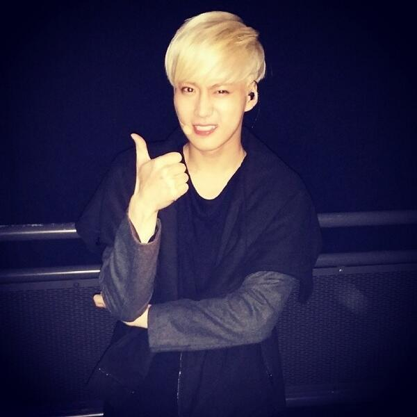 [140522] Tao (EXO) Update New Picture Ft Suho