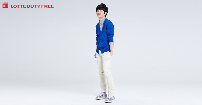 [140523] D.O (EXO) New Picture for Lotte Duty Free CF [5]