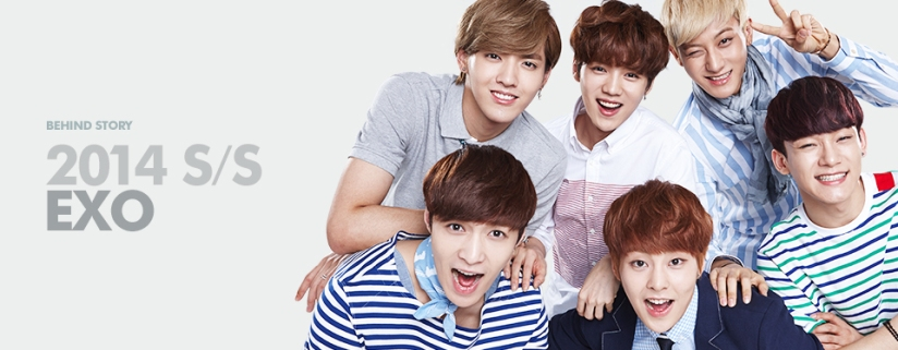 [140523] EXO New Picture for Lotte Duty Free CF [1]