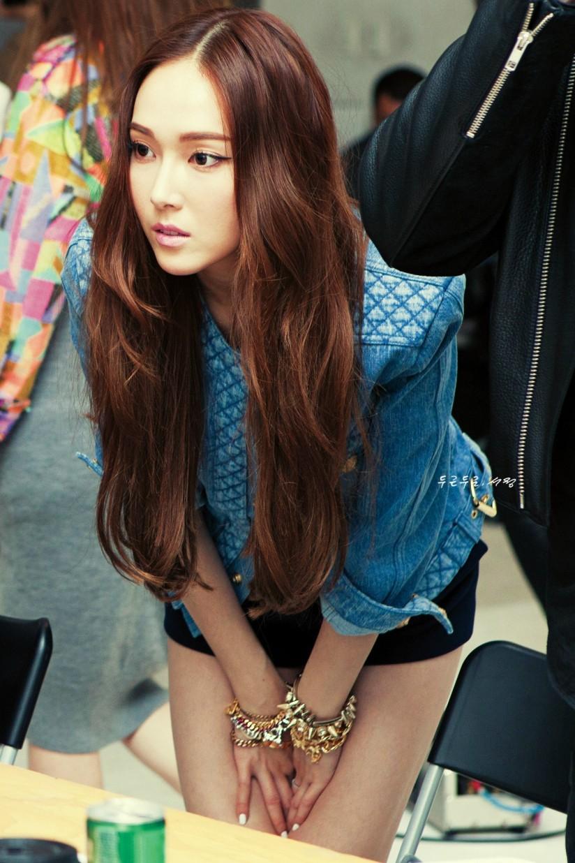 [140523] Jessica (SNSD) & Krystal (F(x)) @ NYLON Magazine Issue June (Scan) by SeoJeong [7]
