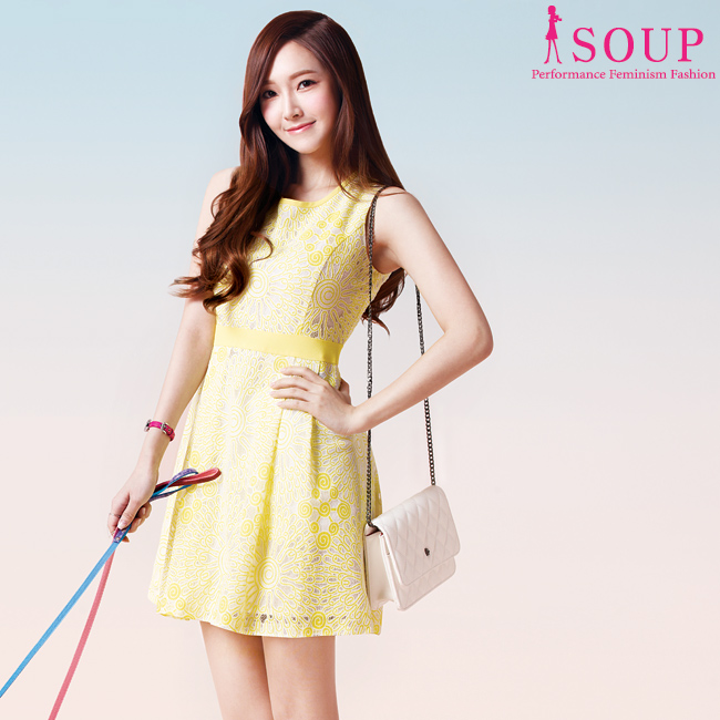 [140523] Jessica (SNSD) New Picture for SOUP CF [10]