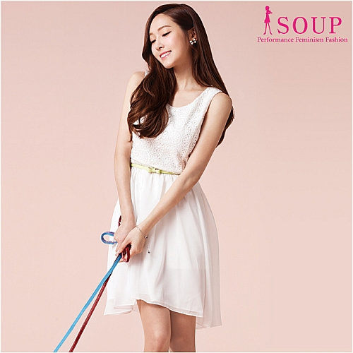 [140523] Jessica (SNSD) New Picture for SOUP CF [11]