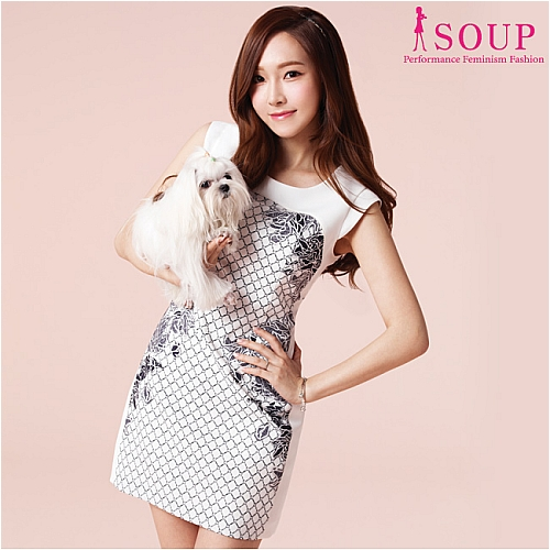 [140523] Jessica (SNSD) New Picture for SOUP CF [14]