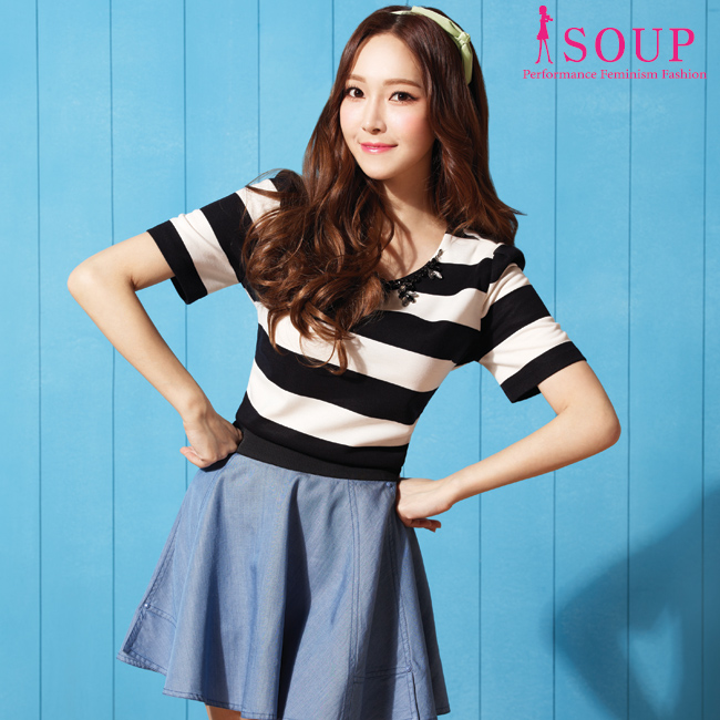 [140523] Jessica (SNSD) New Picture for SOUP CF [21]