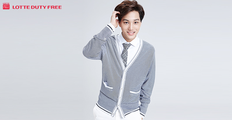 [140523] Kai (EXO) New Picture for Lotte Duty Free CF [11]