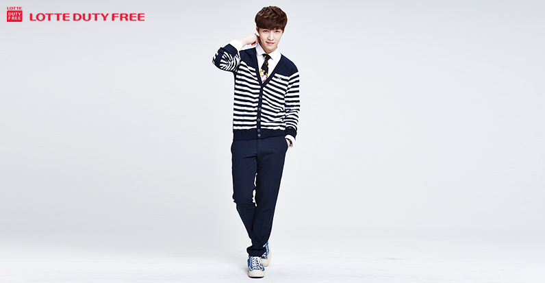 [140523] Lay (EXO) New Picture for Lotte Duty Free CF [16]