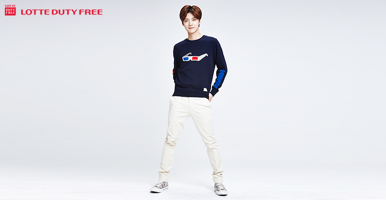 [140523] Luhan (EXO) New Picture for Lotte Duty Free CF [15]
