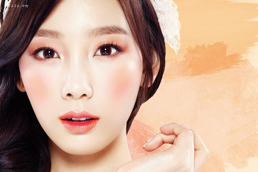 [140523] Taeyeon (SNSD) New Picture for Nature Republic CF (Scan) by Seojeong [3]