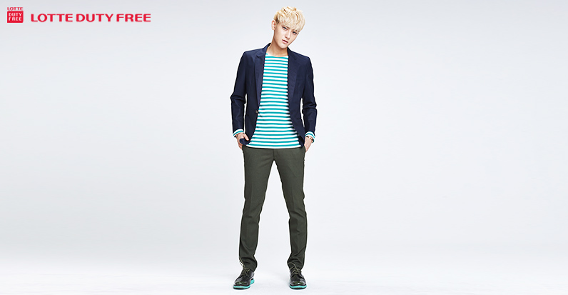 [140523] Tao (EXO) New Picture for Lotte Duty Free CF [12]