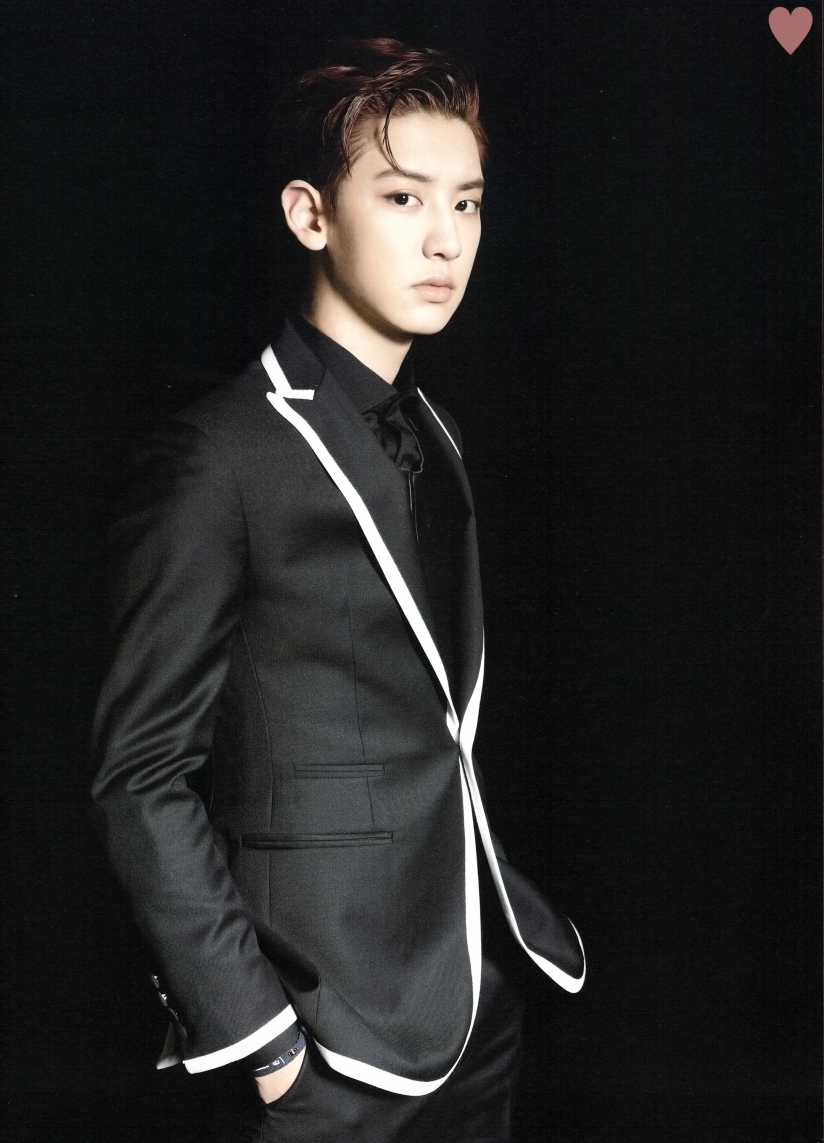 [140524] Chanyeol (EXO) New Picture for Brochure Concert EXO FROM. EXOPLANET #1 (Scan) by yehet0408 [1]