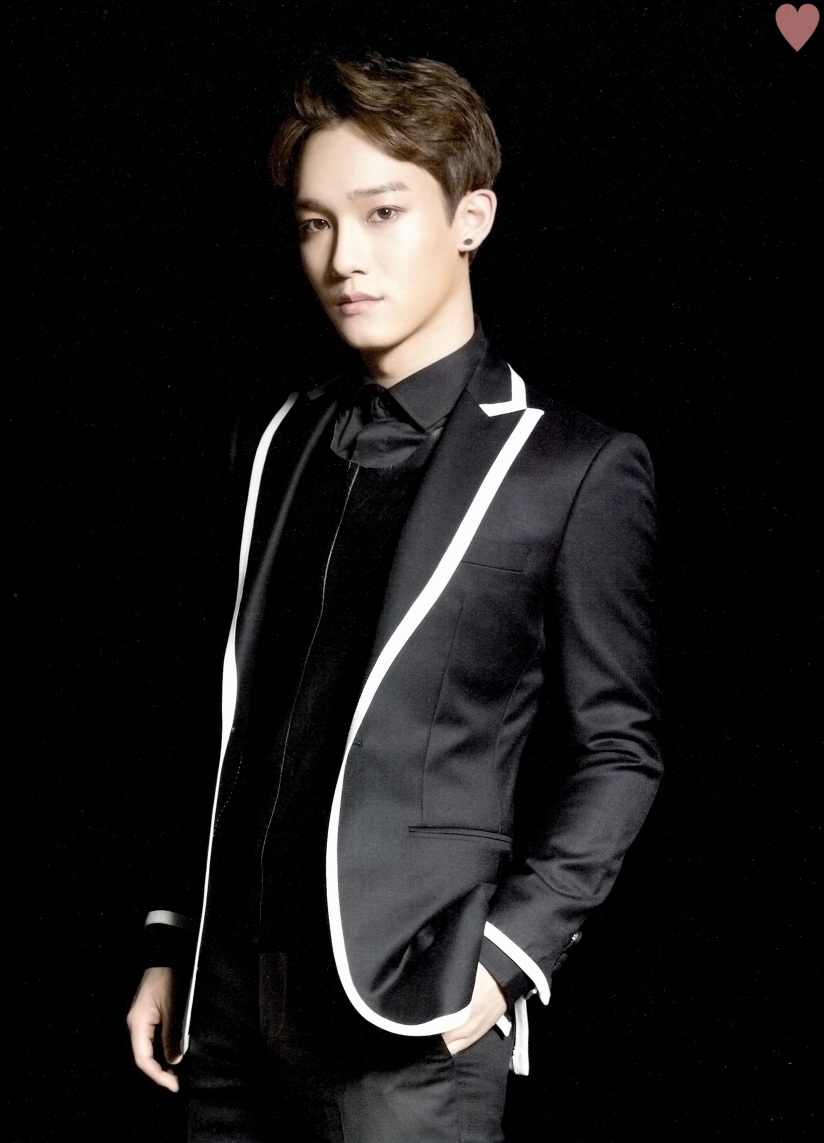 [140524] Chen (EXO) New Picture for Brochure Concert EXO FROM. EXOPLANET #1 (Scan) by yehet0408 [1]