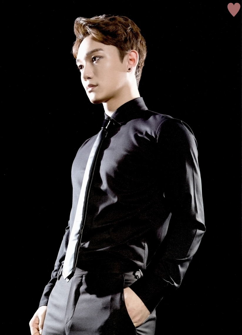 [140524] Chen (EXO) New Picture for Brochure Concert EXO FROM. EXOPLANET #1 (Scan) by yehet0408 [2]
