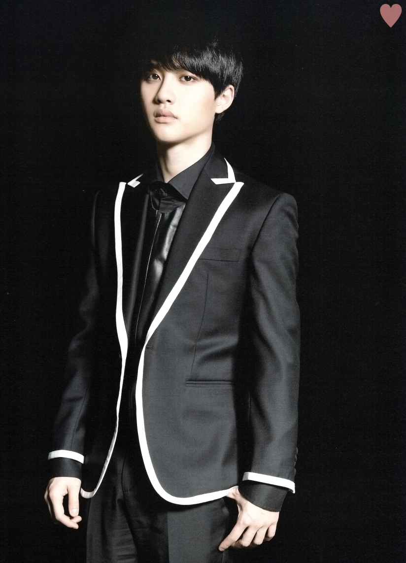 [140524] D.O (EXO) New Picture for Brochure Concert EXO FROM. EXOPLANET #1 (Scan) by yehet0408 [2]