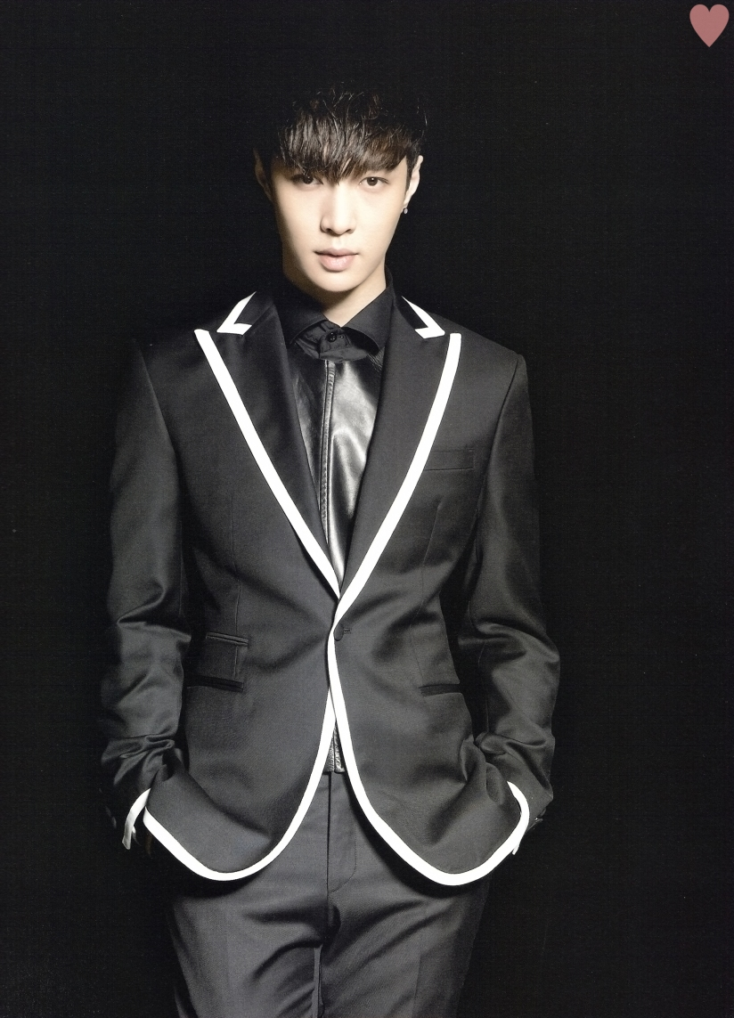 [140524] Lay (EXO) New Picture for Brochure Concert EXO FROM. EXOPLANET #1 (Scan) by yehet0408 [2]