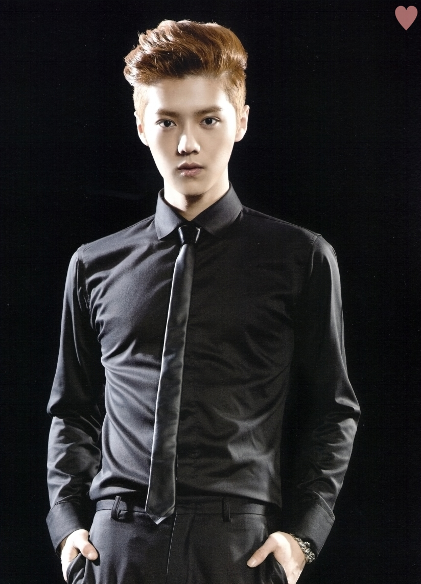[140524] Luhan (EXO) New Picture for Brochure Concert EXO FROM. EXOPLANET #1 (Scan) by yehet0408 [2]