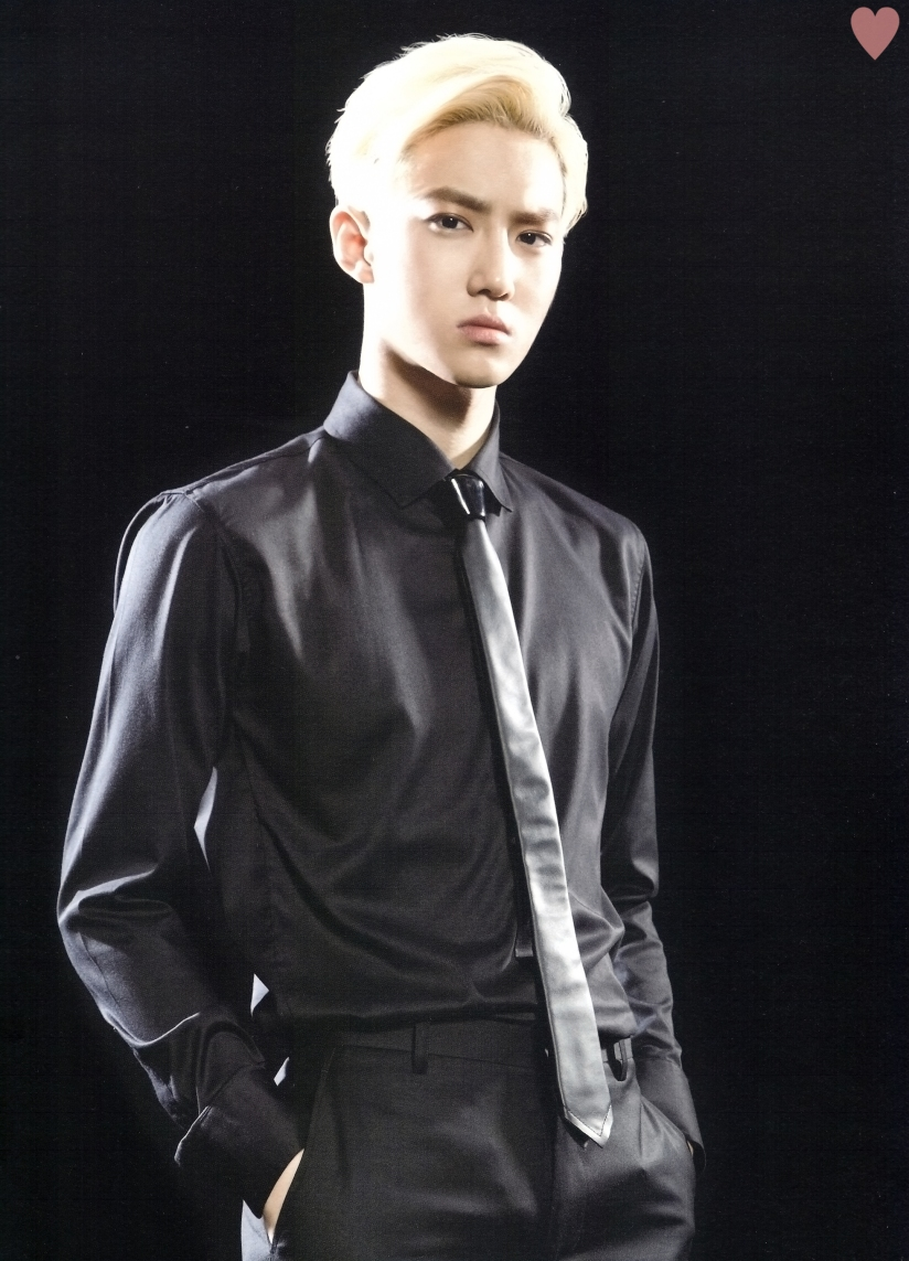 [140524] Suho (EXO) New Picture for Brochure Concert EXO FROM. EXOPLANET #1 (Scan) by yehet0408 [1]