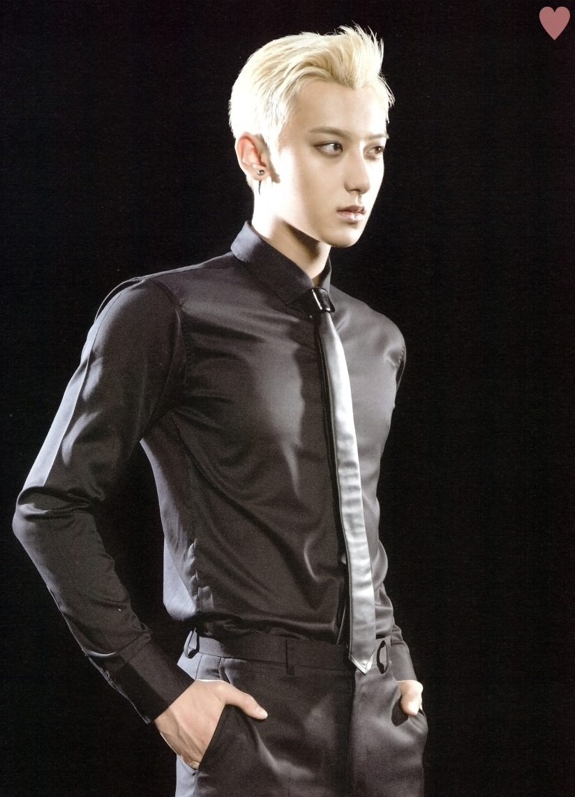 [140524] Tao (EXO) New Picture for Brochure Concert EXO FROM. EXOPLANET #1 (Scan) by yehet0408 [1]