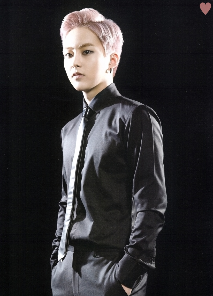 [140524] Xiumin (EXO) New Picture for Brochure Concert EXO FROM. EXOPLANET #1 (Scan) by yehet0408 [1]