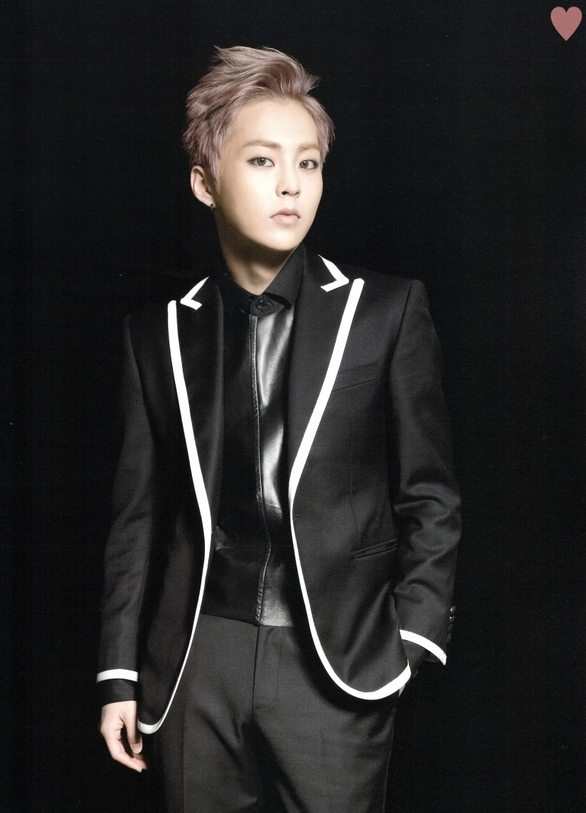 [140524] Xiumin (EXO) New Picture for Brochure Concert EXO FROM. EXOPLANET #1 (Scan) by yehet0408 [2]