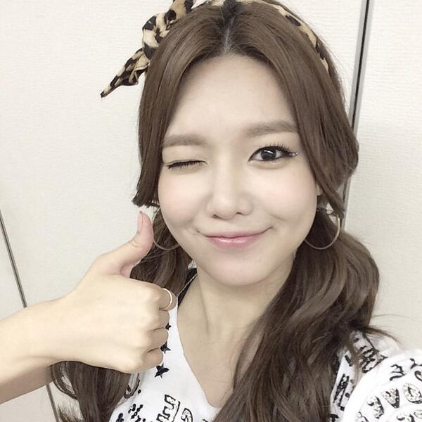 [140525] Sooyoung (SNSD) New Selca