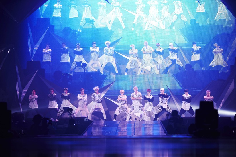 [140526] EXO FROM. EXOPLANET -THE LOST PLANET in SEOUL- via yinyuetai [10]