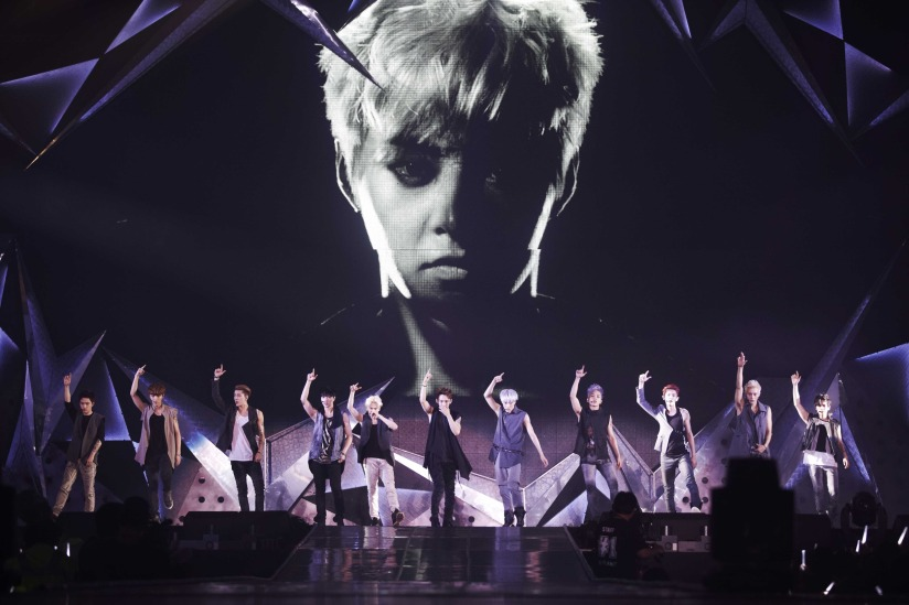 [140526] EXO FROM. EXOPLANET -THE LOST PLANET in SEOUL- via yinyuetai [7]