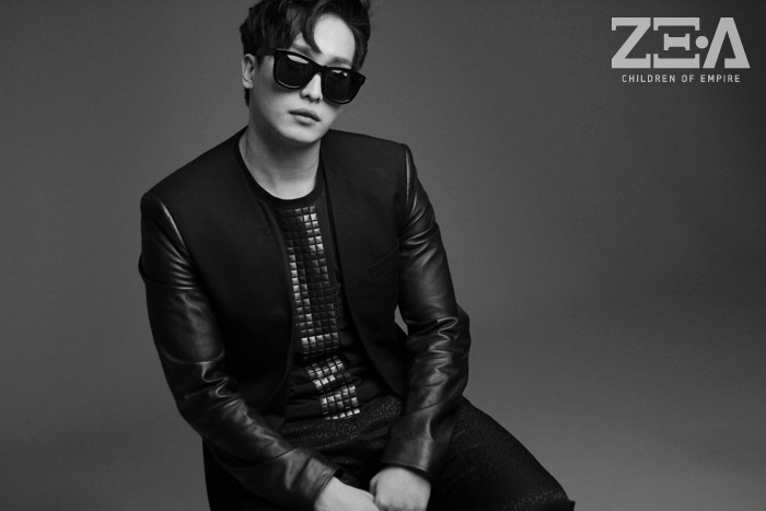 [140526] Taehun (ZEA) New Picture for First Homme [2]