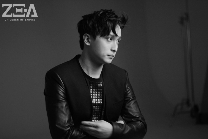 [140526] Taehun (ZEA) New Picture for First Homme [3]